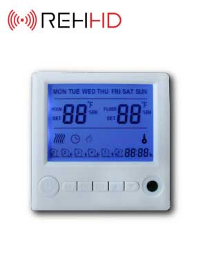 HDWT11 LCD Controller thermostat