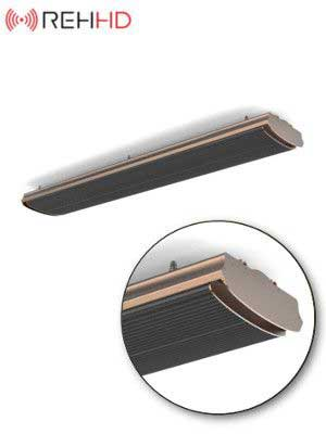REHHD Infrared Power Heater No Remote