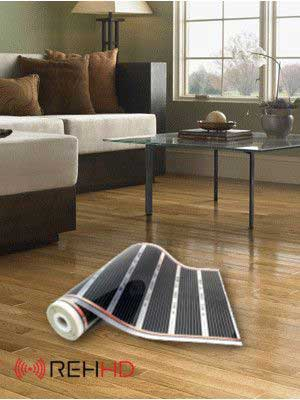 REHHD Underfloor Infrared Heating Film