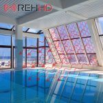 Radiant Active Infrared Heated Glass